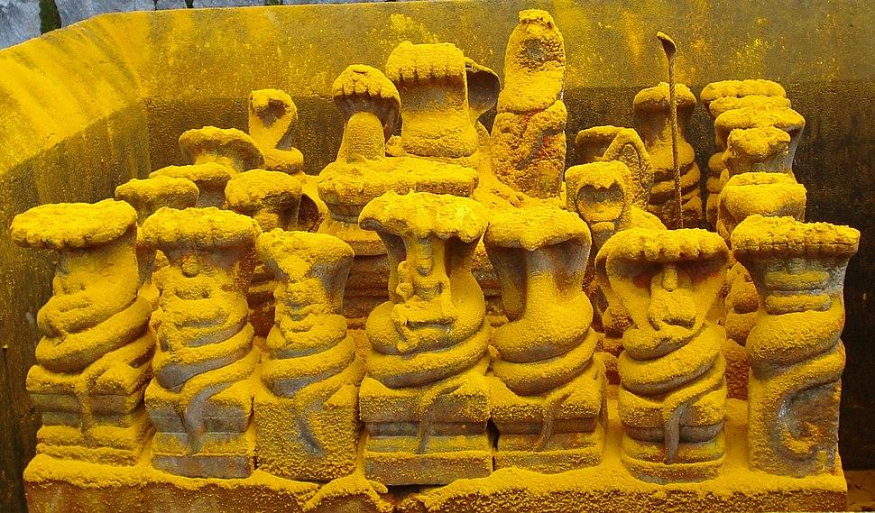 Nagarajav shrine at Sabarimala