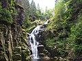 Najwyższy w Sudetach - Wodospad Kamieńczyka.jpg