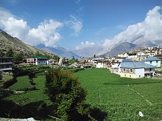 Kinnaur district - Nako Village July 2015