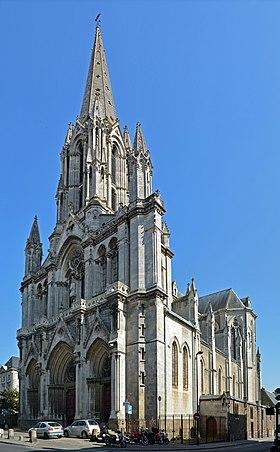 eglise catholique Nantes
