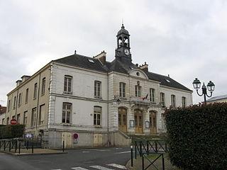 Nanteuil-lès-Meaux Commune in Île-de-France, France