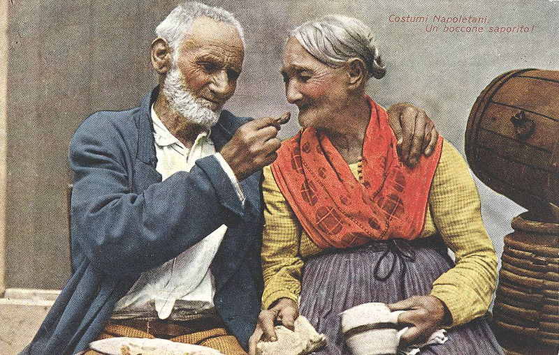 File:Naples - Old couple 1890s.jpg