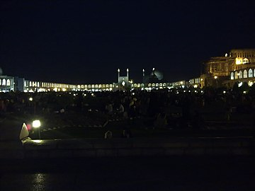 Naqsh-i Jahan Square at night.jpg