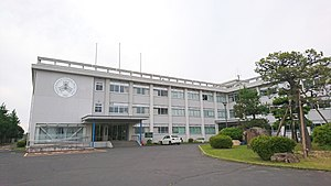 National Institute of Technology. Matsue college.jpg