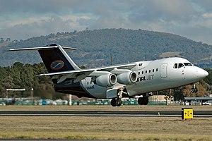 National Jet British Aerospace Bae 146-100 CBR Gilbert-1.jpg