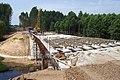 Naujojo tilto statyba per Meros upę - panoramio (4).jpg
