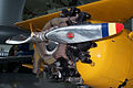 Naval Aircraft Factory N3N-3 Canary Yellow Peril Engine EASM 4Feb2010 (14404502368).jpg