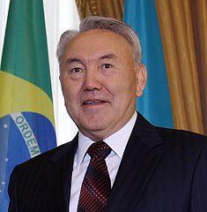 Nursultan Nasarbajew