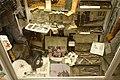 Nazi Germany military medical equipment field hospital. Wehrmacht Lazarett, Truppenbesteck 1935, Hauptbesteck 1939, Hilfskrankenträger, Deutsches Rotes Kreuz, etc. Lofoten Krigsminnemuseum 09911.jpg