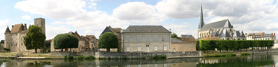 Nemours wikipedia - Office du tourisme nemours ...