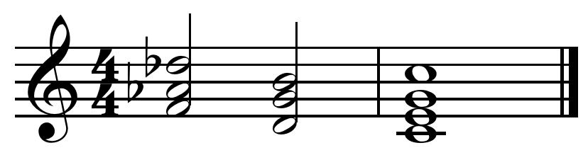 Neapolitan Chord Howling Pixel