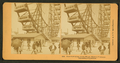 Near view of the Ferris Wheel, Midway Plaisance, Columbian Exposition, by Kilburn, B. W. (Benjamin West), 1827-1909.png