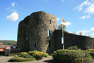 Neath - Neath Castle
