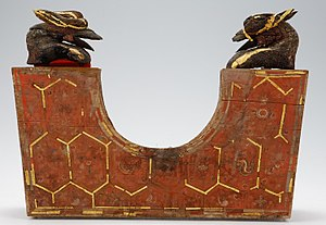 Baekje - Neck Bolster of King Muryeong
