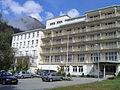 Nederlandsch Sanatorium Davos 004 Voorgevel met hoofdingang.JPG