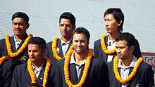 Nepalese Cricketers 01.JPG