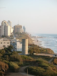 Netanya and Mediterranean.jpg
