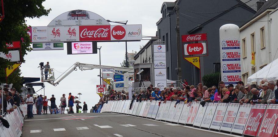 Neufchâteau - Tour de Wallonie, étape 3, 28 juillet 2014, arrivée (C03).JPG
