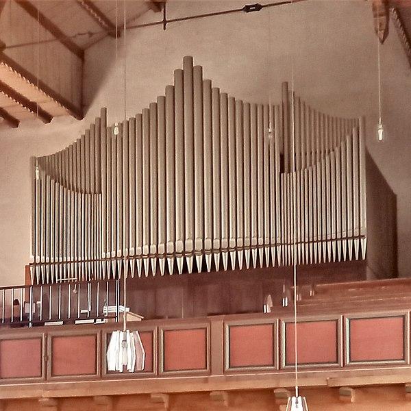 Datei:Neunkirchen (Nahe), St. Martin (Sebald-Orgel, 1936) (9).jpg