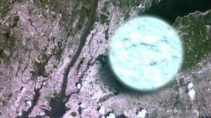 চিত্ৰ:Neutron Star Manhattan.ogv