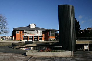 New Wolsey Theatre theatre in Ipswich, England