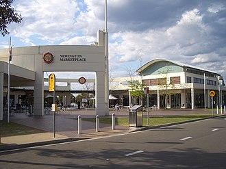 Newington, New South Wales - Newington Marketplace