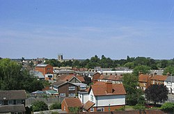 Newport Pagnell skyline - geograph.org.uk - 195662.jpg