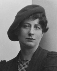 Description de l'image  Ngaio Marsh by Henry Herbert Clifford ca 1935, crop.jpg.