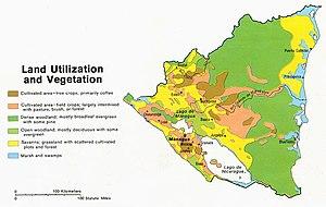 Geography of Nicaragua - Wikipedia