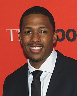 Nick Cannon al Time 100 2010