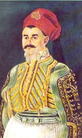 Nikolaos Zervas - Image: Nickolaos Zervas