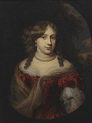 Portrait of Anthonia des Quiens