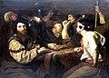 Nicolas Régnier - Soldats jouant aux dés la tunique du Christ.jpg