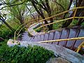 Niechorze cliff stairs.JPG