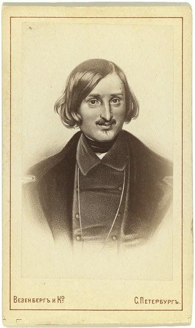 Nikolai Gogol LOC original