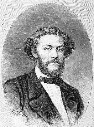 Nikolai Pomyalovsky - An engraving of Pomyalovsky.