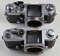 Nikon F vs F2.jpg
