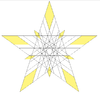Nineteenth stellation of icosidodecahedron pentfacets.png