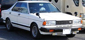 Datsun Bluebird (910) - Bluebird 4-door hardtop (910)
