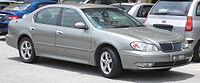 Nissan Cefiro (third generation) (front), Serdang.jpg