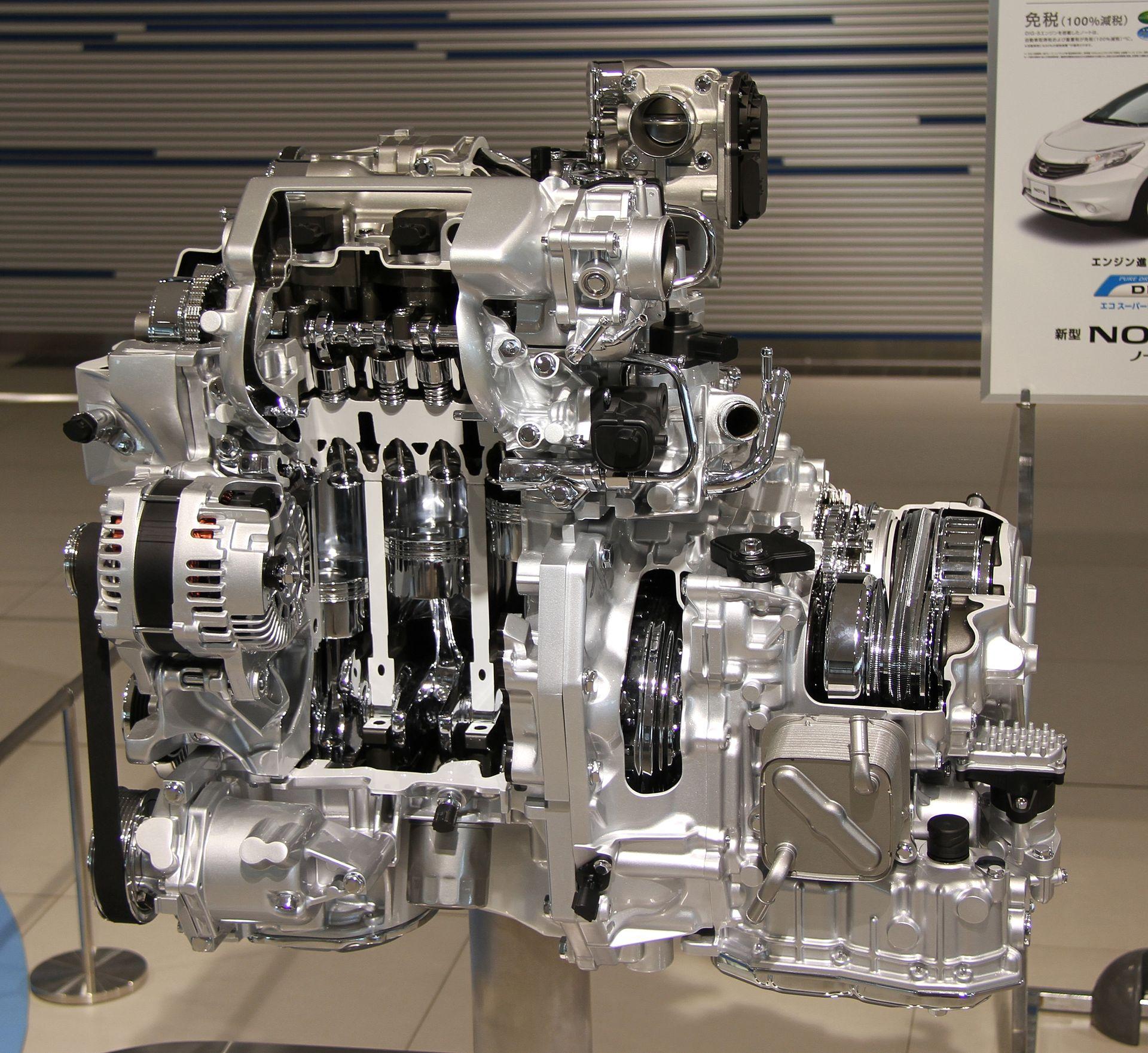 Nissan Hr Engine