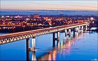 Nizhny Novgorod Metro Bridge.jpg