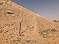 No Climb Sign, Forbidden Path, Abu Simbel, AG, EGY (48016701332).jpg
