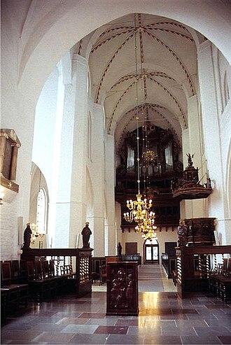 St Martin's Church, Randers - Image: Nordenskirker Morten(33)