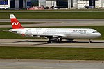 Nordwind Airlines, VQ-BRL, Airbus A321-231 (43489491214).jpg