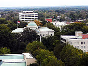 North Carolina Capital Building-downtown Raleigh