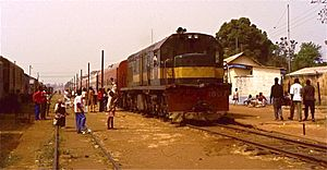 Railway stations in Nigeria - Makurdi station