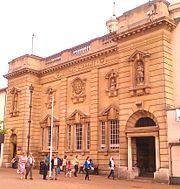 NorthamptonshireCentralLibrary