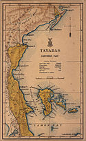 Northern Tayabas in 1918