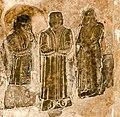 Northorpe, St John the Baptist, Brass. (34952292556).jpg